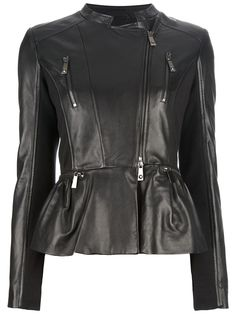 Pinko 'febe' Biker Jacket - Mantovani - Farfetch.com