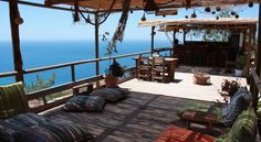 I Booking.co: Deep Ocean Camping, Faralya, Turkey - 32 Guest reviews. Book your place now!