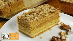 Marlenka Recipe, Making Marlenka - Recipe Videos Sweets Recipes, Vegan Recipes, Orange Jam, Vegan Mac And Cheese, Lemon Cheesecake, Take The Cake, Most Popular Recipes, Food Videos, Recipe Videos
