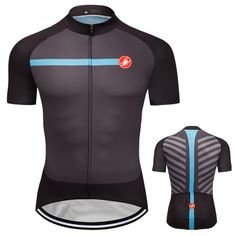 4be06d04c7b New Mens Road Bike Short Sleeve Cycling Jersey Outfit Shirts Riding Maillot  Wear