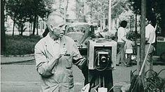 A exposição 'Lambe-lambe: os fotógrafos de rua na São Paulo dos anos 70′, mais do que um exercício de metalinguagem, é uma declaração de amor à fotografia - Divulgação