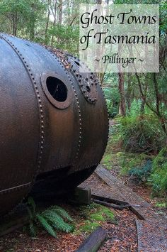 Upon exploring the ghost town of Pillinger, Tasmania, we discovered the beautiful Franklin-Gordon Wild Rivers National Park and a slice of Tasmania's all-but-forgotten history.