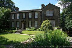 maison des soeurs Brontë
