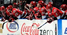 Charlotte Checkers - Charlotte's Minor League Hockey Team.  They play in the arena uptown.