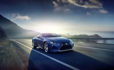 View 2018 Lexus LC500h: Hybridized with Two Transmissions for Your Pleasure Photos from Car and Driver. Find high-resolution car images in our photo-gallery archive.