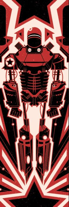 Liberty Prime by ron-guyatt.deviantart.com on @deviantART