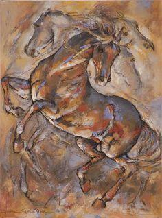 Grandolina Arte: Jeanne Saint Chéron