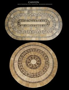 Rustic Mosaic Table Top