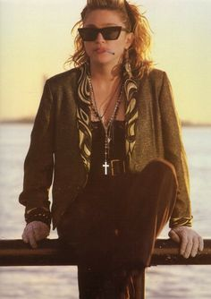 Madonna, Desperately Seeking Susan