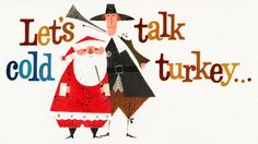 Let's Talk Cold Turkey from Family Circle Mag 1960