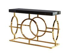 Are you interested in our black gold console? With our glass console table you need look no further. Modern Accent Tables, Glass Furniture, Furniture, Gold Furniture, Art Deco Console Table, Table, Mod Furniture, Black Accent Table, Console Table