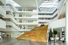 Galeria - Prefeitura de Viborg / Henning Larsen Architects - 11