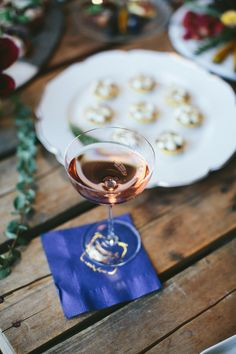 Holiday Engagement Party Ideas from @100layercake