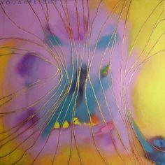 "Saatchi Online Artist Guido Pierandrei; Painting, """"Lay Lines 10"" "" #art"