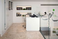 Mezzanine/ Study Interior | JHR Interiors
