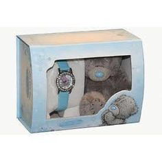 Me to You Tatty Teddy Blue Strap Watch Teddy Gift Set MTY173A | eBay