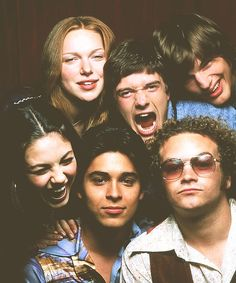 That 70's show- with attitude