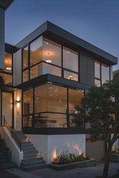 "w0rldvanity:   ""Carmel Street Residence"" by | Sutro Architects |..."