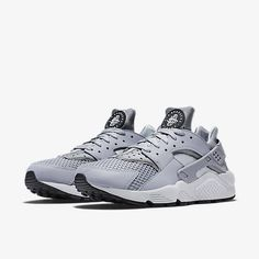 finest selection 26786 bb55c Nike Air Huarache Wolf Grey  Platinum httpthesolesupplier.