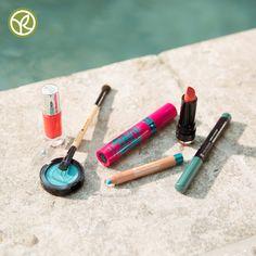 Du willst einen strahlenden Look, der auch im Sommer nicht verläuft? #eyeshadow #makeup #summermakeup #waterproof Yves Rocher, Summer Looks, How To Make, Twitter, Makeup, Summer Recipes, Make Up, Summer Outfits, Face Makeup