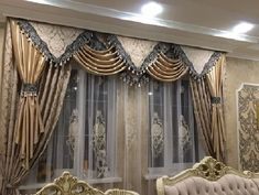 Inspirational methods that we appreciate! Curtains And Draperies, Luxury Curtains, Cool Curtains, Modern Curtains, Drapery, Valance, Window Coverings, Window Treatments, Silver Shower Curtain