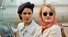 A great spanish mini-TV series—with good music—to watch in future. Biggest premier in spain in last 8 years. Drama-thriller genre based on one of the most read spanish novels in recent times. Follows a woman who goes from spain to Morocco...ends up as couture designers of wives of German Nazi officers ... also starts working for British Govt. and spying.