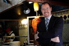 Carlos Roberts, CEO de El Fogoncito CMX