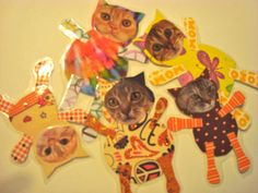 Summer of Kitty Love by kittykittycupcake on Etsy, $20.00