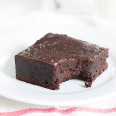 Super Fudgy Paleo Brownies | Gluten Free on a Shoestring Note: FRY'S Premium…