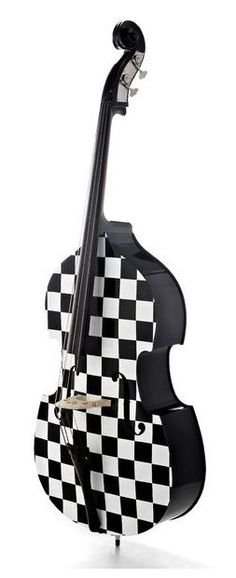 How beautiful! Thomann CHB 3/4 Double Bass - Thomann #strings #bass