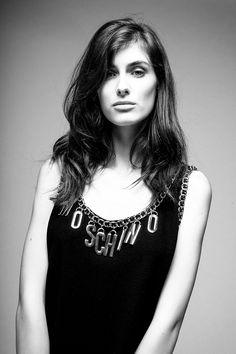 #tizianafausti.com #luxuryshop #ootd #mood #fashion #editorial #fw14 #moschino