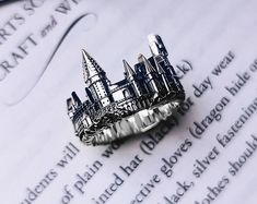 Anillo Harry Potter, Harry Potter Ring, Harry Potter Jewelry, Harry Potter Hogwarts, Mode Harry Potter, Harry Potter Aesthetic, Harry Potter Accesorios, Fandom Jewelry, Harry Potter Pictures