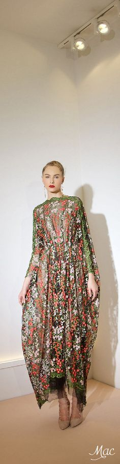Spring 2016 Ready-to-Wear Sandra Mansour | A Dream's Collection