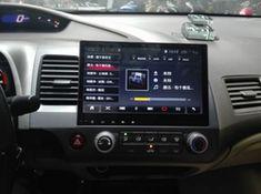 Quad-Core Android Navigation Radio for Honda Civic 2006 - 2011 Android Navigation, Android Radio, Head Unit, Honda Civic, Quad, Core, Products, Gadget, Quad Bike