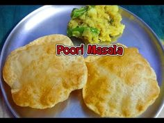 Poori recipe - How to make Soft & Puffy Poori (Puri) - By Tasty Appetite
