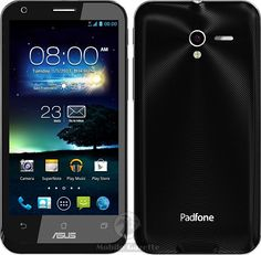 ASUS Padfone 2 64GB + Tablet Dock