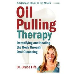 Our mouths are a reflection of the health inside our bodies. If you have poor dental health, you are bound to have other health problems. Despite regular brushing and flossing, 98 percent of the population has some degree of tooth decay. This book discusses oil pulling, an age-old method of oral cleansing that originated from Ayurvedic medicine.