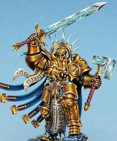 Hi all,     I get asked a lot about painting non metallic metals, also known as NMM. In this post I hope to explain the theory behind the t...