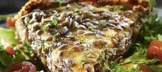Itkettävän ihana sipulipiirakka | Suolaiset leivonnaiset | Reseptit – K-Ruoka