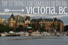 Stepping off a boat or out of a car into the lovely city of Victoria, British Columbia, Canada is similar to traveling to another time and place in history.