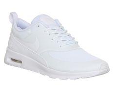 Nike Air Max Thea White - Sneaker damen