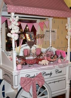Carly's Candy Cart <3