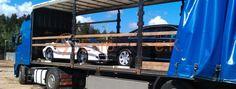 Mercedes Benz S500 & Porsche Carrera - Überführung nach Moskau - EuroGUS e.K. Internationale Spedition