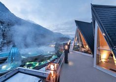 4,5* AQUA DOME Hotel in Tirol, Austria. See more pictures of this beautiful hotel here: https://www.travelcircus.com/aqua-dome-tirol