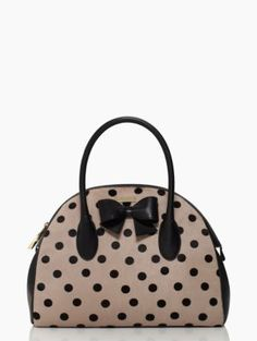 godfrey street luxe lorin - kate spade new york. I'm starting to get into handbags now that I can afford better quality. I can't afford this till it goes on sale, though! Come on, surprise sales!