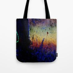 Wild abandon Tote Bag by uteb Poplin Fabric, Hand Sewing, Reusable Tote Bags