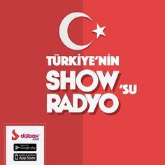Türkiye'nin Show Radyosu, http://www.dijibox.com/Radyo/showradyo  #Dijibox #ShowRadyo #music #eğlenceli #mood #popmusic #musicnews