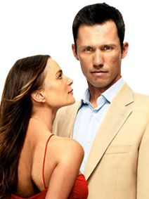 "Burn Notice: Most people would be thrilled to be on the warm, beautiful sands of South Beach. However, Michael Westen is not ""most people."" He's got a pesky FBI tail, a violence prone ex-girlfriend looking for closure, and a hypochondriac mother calling him 30 times a day. Yet these are the least of his problems."