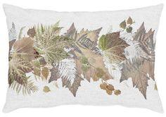 Blättergirlande - Kissen Art. 3306 von Apelt, Baumwolldruck