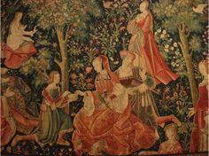 More tapestries. Musée du Moyen Age (Middle Ages) - Musée de Cluny Tip by breughel